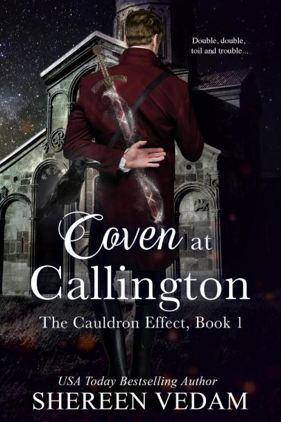 Coven at Collington by Shereen Vedam