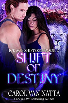 Shift of Destiny by Carol Van Natta