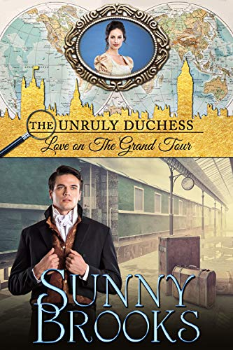 Love on the Grand Tour by Sunny Brooks