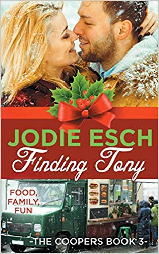 Finding Tony by Jodie Esch